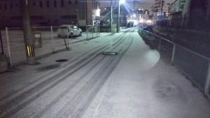 大雪!!(社長のつぶやき50)