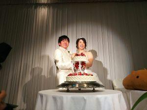 社員の結婚式!!(社長のつぶやき73)