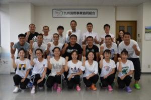 外国人実習生研修施設を訪問しました。(社長のつぶやき108)